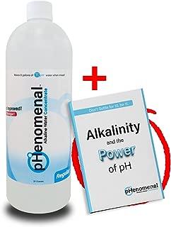 trinity alkaline water