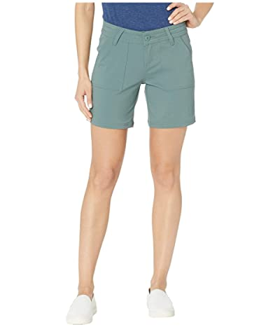 Prana Olivia Shorts 7 (Sedona Fields) Women