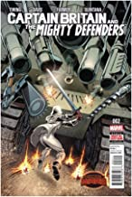 Captain Britain and Mighty Defenders #2
