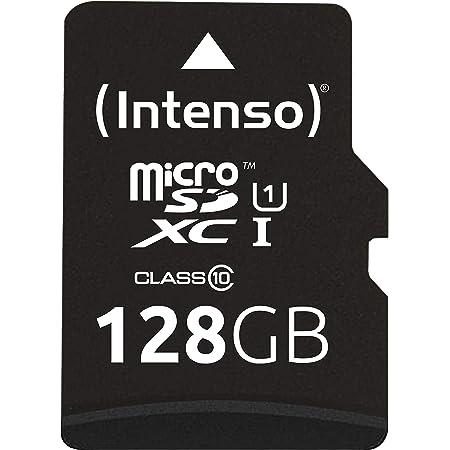 Intenso Micro Sdxc 128gb Class 10 Speicherkarte Computer Zubehör