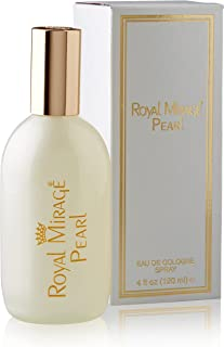 Royal Mirage Pearl Eau de Cologne for Women 120ml
