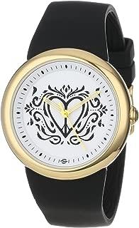 philip stein gold tone watch