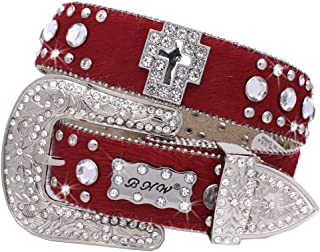 1335 Womens Cowgirl Western Belts Cowgirl Bling Belts Rodeo Belts Plus Size Western Belts For Cowgirls