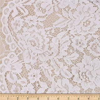 Best cotton nylon lace fabric Reviews