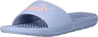 Puma Women's Cool Cat WNS Blue Fog-Lotus Sandal