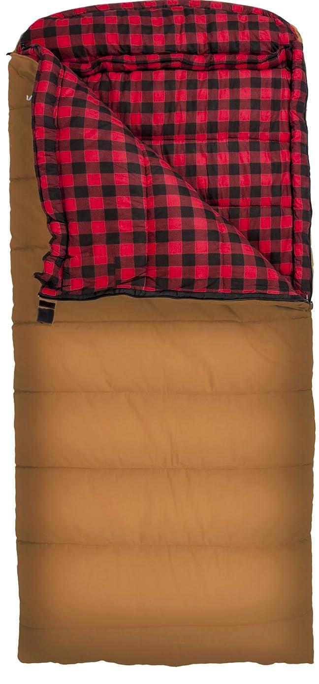 TETON Sports Deer Hunter Sleeping Bag; Warm and Comfortable Sleeping Bag Great for Camping Even in Cold Seasons