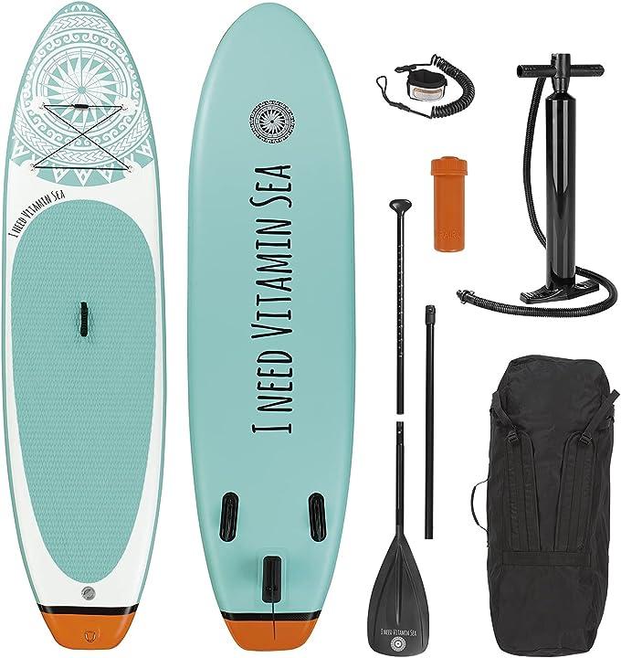 Paddle board easymaxx/maxxmee stand up B084YTTR7F