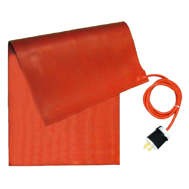 BriskHeat SRL06121 Choice SRL Silicone Blanket Heating New product! New type Rubber Rectangu