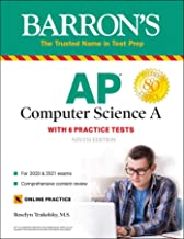 Download Book AP Computer Science A: With 6 Practice Tests (Barron's Test Prep) PDF