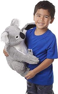 Melissa and Doug MD8806 Lifelike Plush Koala Toy