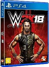 2K WWE 2K18 Edição Padrão  PlayStation 4