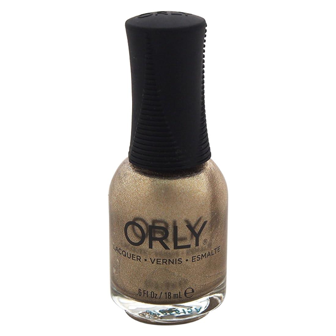 ノミネート交じる世論調査Orly Nail Lacquer - Luxe - 0.6oz / 18ml