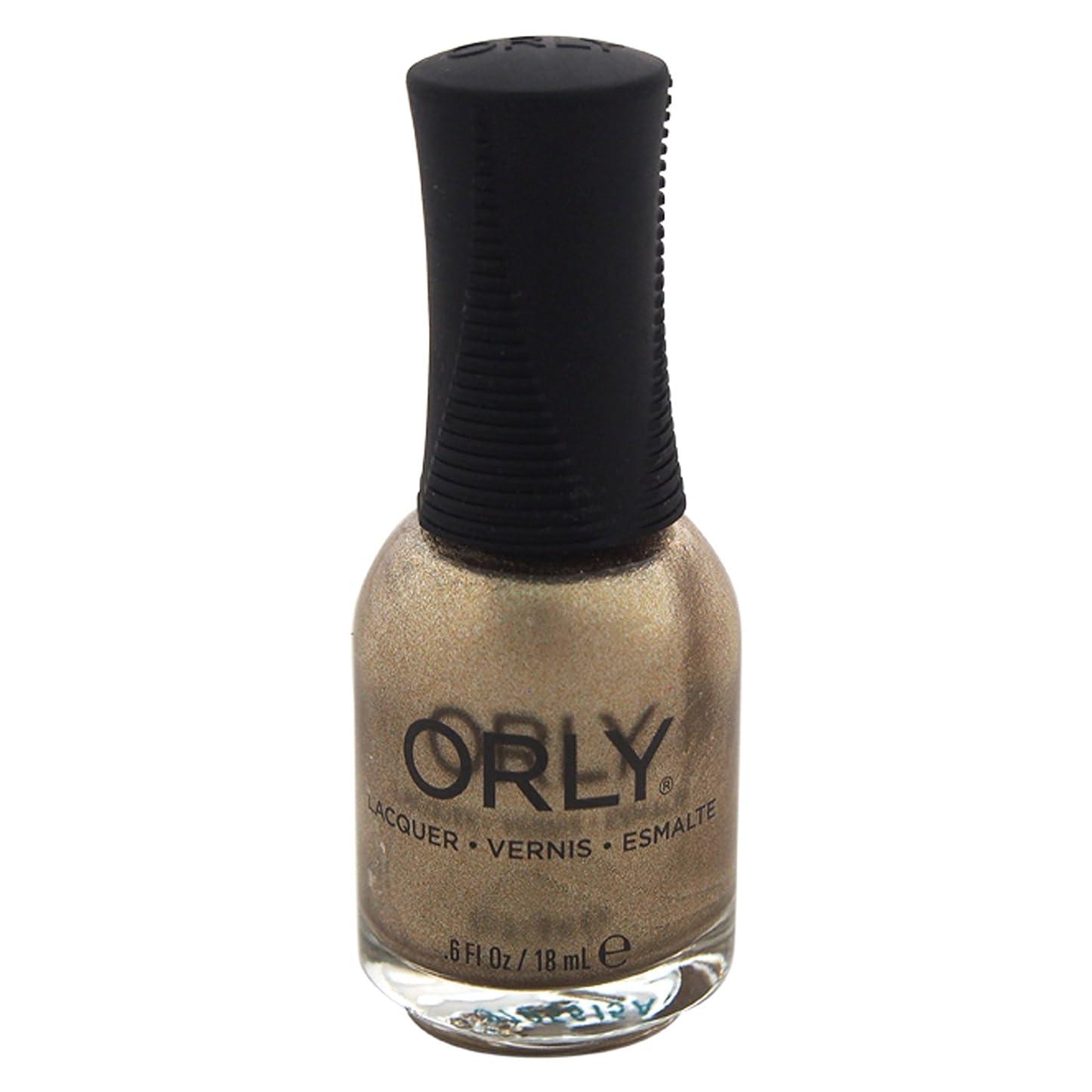 砲撃フィクション動脈Orly Nail Lacquer - Luxe - 0.6oz / 18ml