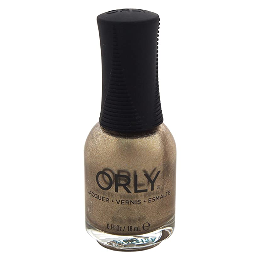 配分配分予報Orly Nail Lacquer - Luxe - 0.6oz / 18ml