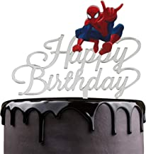 Wondrous Best A Spiderman Cake In 2020 Reviews Guide Funny Birthday Cards Online Unhofree Goldxyz