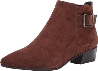 حذاء برقبة للكاحل للنساء من Aquatalia, (كروم يلو), 36 EU