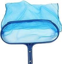 Rongbo Heavy Duty Deep-Bag Pool Rake & Swimming Leaf Skimmer Net with Medium Fine..