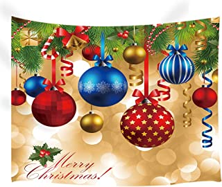 Best holiday tree tapestry Reviews