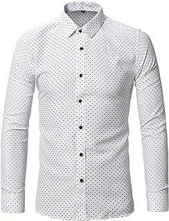 INFLATION Men's Slim Fit One Button 3-Piece Suit Blazer Dress Suit Jacket Tux Vest & Trousers