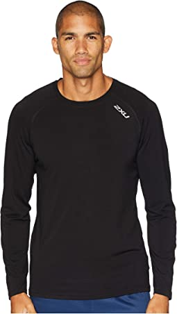 HEAT Long Sleeve Run Tee
