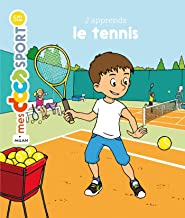 Livres J'apprends le tennis PDF