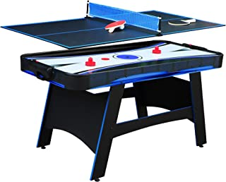 "Hathaway Bandit 5' AIR Hockey Table, 60"" L x 30"" W x 31.5"" H, Black"