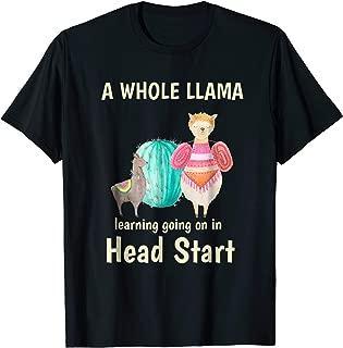 head start shirts