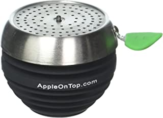 apple on top bowl