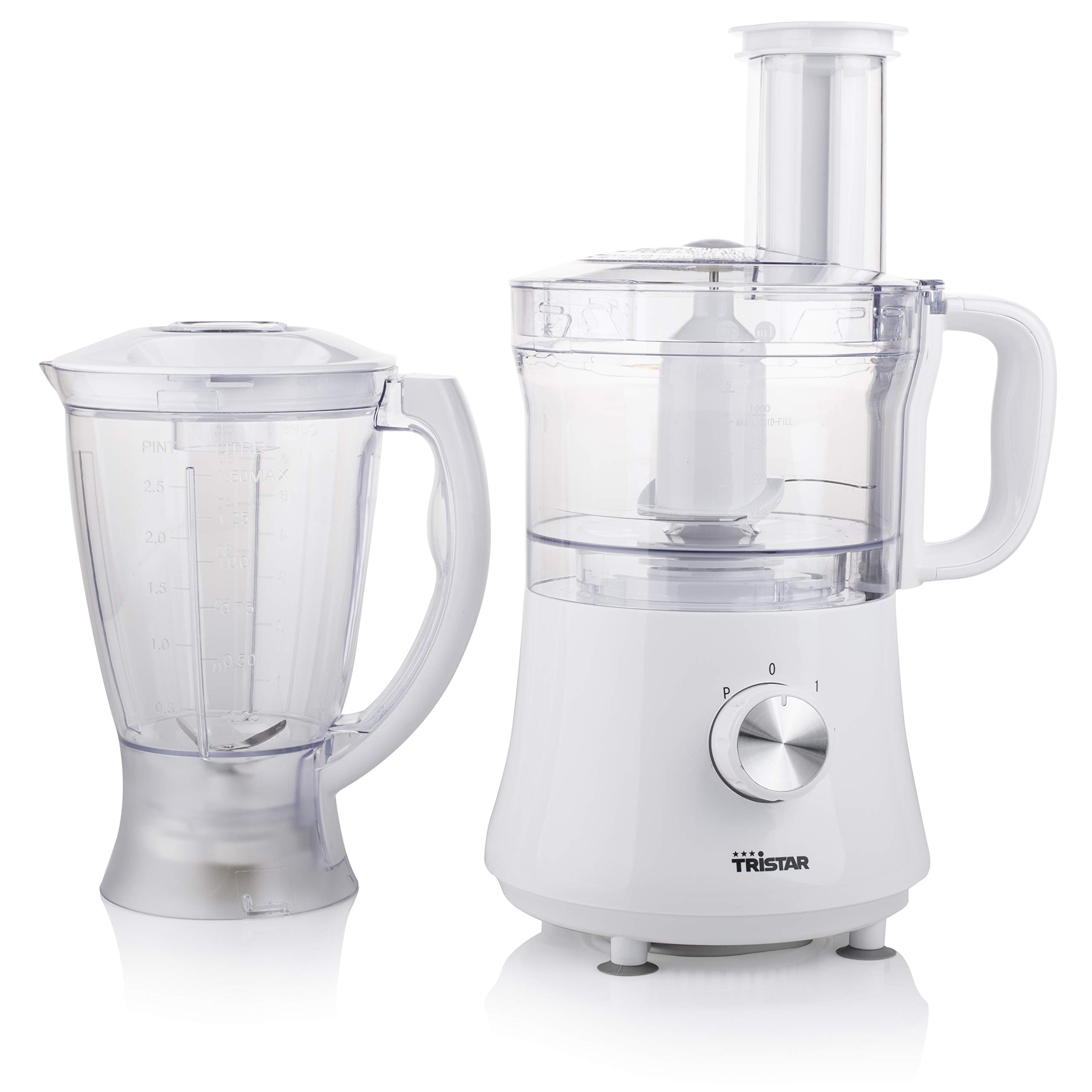 vidaXL Robot de Cocina Tristar + Jarra, 1,5 L: Amazon.es: Hogar