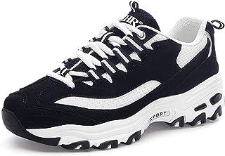 ASMCY Mujeres Zapatillas de Deporte Ligero Respirable Al Aire Libre Zapatos para Correr, Casual Moda Zapatillas para Camin...