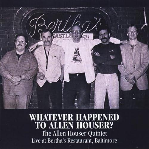 Whatever Happened to Allen Houser?