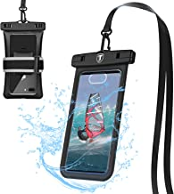 Tiflook Floating Waterproof Phone Case,2019 Underwater Protective Cellphone Dry Bag Pouch Fit for LG Stylo 4 3/V40 V30 G8 G7 ThinQ/K30 Plus/K8 2018/Phoenix 4/Aristo 3 2,up to 6.5
