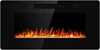 fireplace insert screen