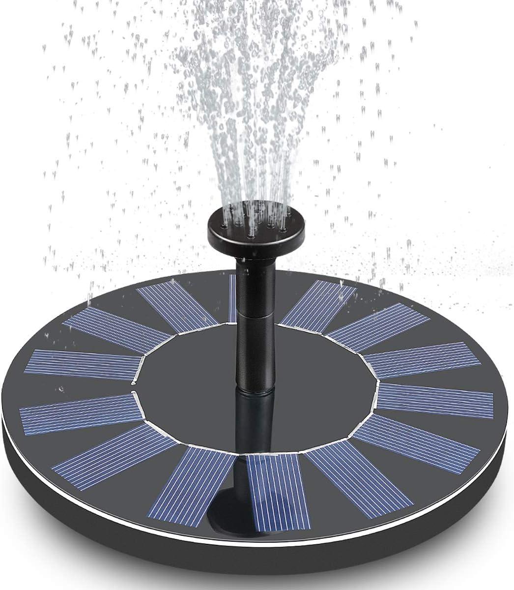 FEELLE Solar Rapid rise Fountain Bird 1.4W Pump Cheap mail order shopping Bath