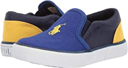 Royal/Navy/Yellow Canvas/Yellow Pony