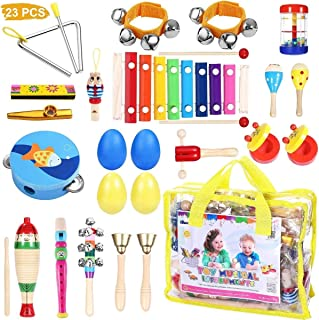 instruments for 2 year olds