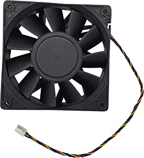 Block Erupter Replacement Fan for Antminer S9, D3, E3, X3, L3+