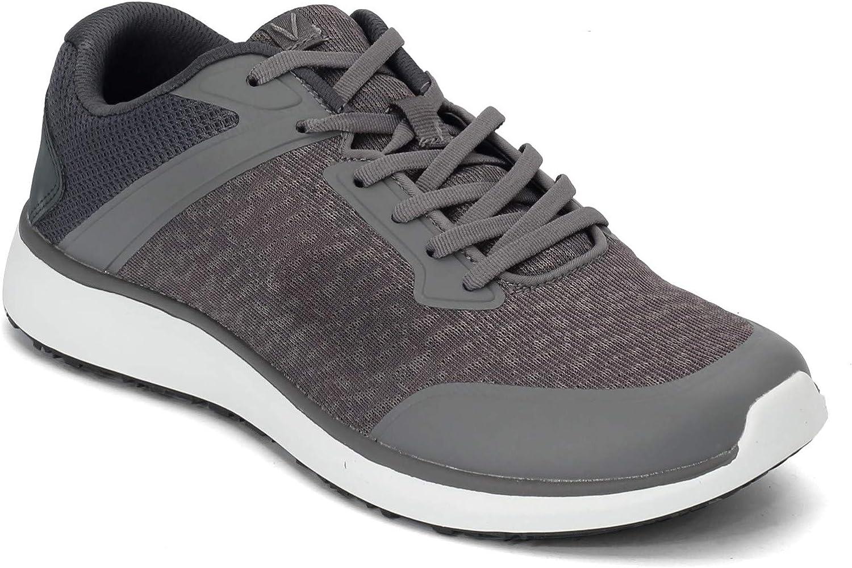 Vionic Men's Watson Landon Lace-up Now free shop shipping Shoes- Resistant Service Slip