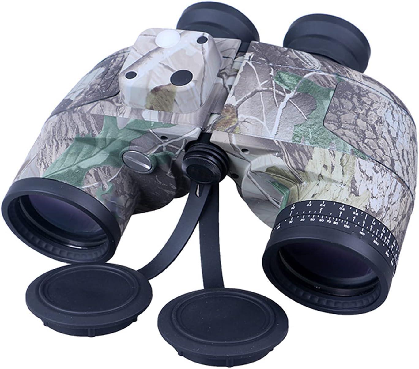Kansas City Opening large release sale Mall DUTUI 10X50 Nautical Binoculars Low Light Night Vision R Azimuth
