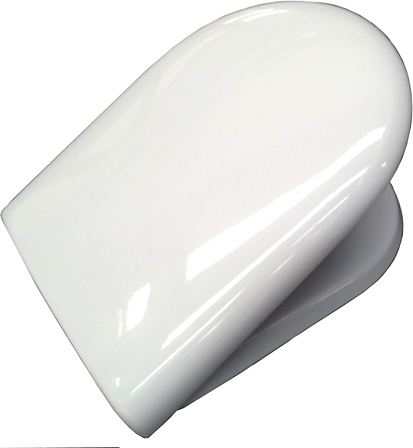 Thermoset Toilet Seat Relax Flaminia in Wrap?–?ACB ercos Silver