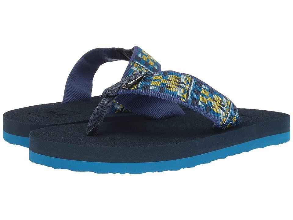 Teva Kids Mush II (Little Kid/Big Kid) (Robble Blue) Boys Shoes