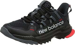 New Balance Shando v1 Road Running Shoe, Black, 10.5 UK Child