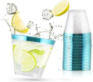 tiffany blue paper cups