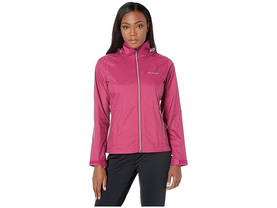 Columbia Switchback III Jacket (Wine Berry) Women