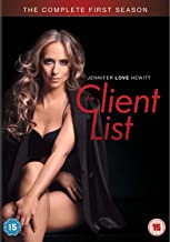 The Client List - Season 01 [Reino Unido] [DVD]