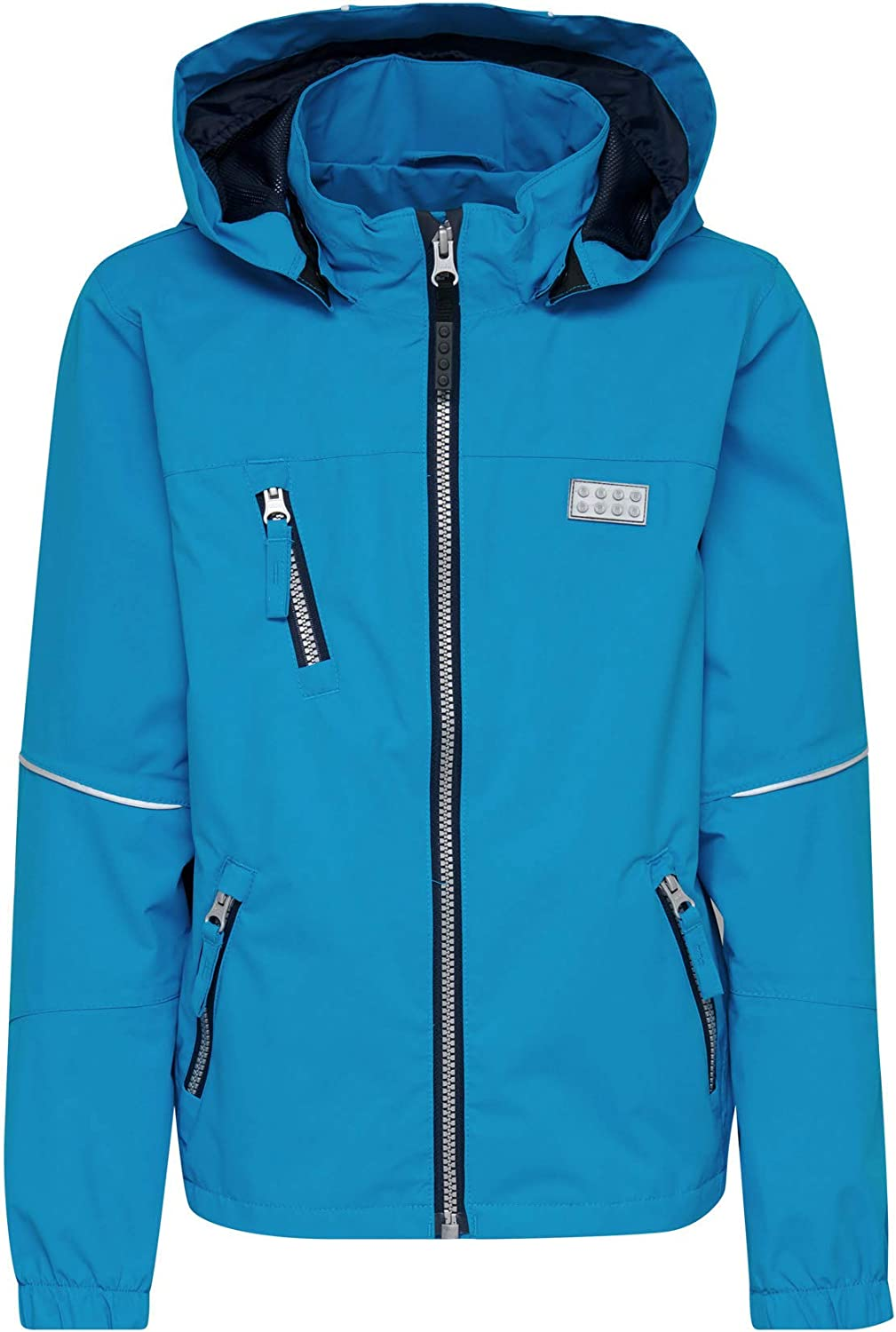 LEGO Wear Kids Max 81% OFF Some reservation Softshell with Jacket Hood Detachable