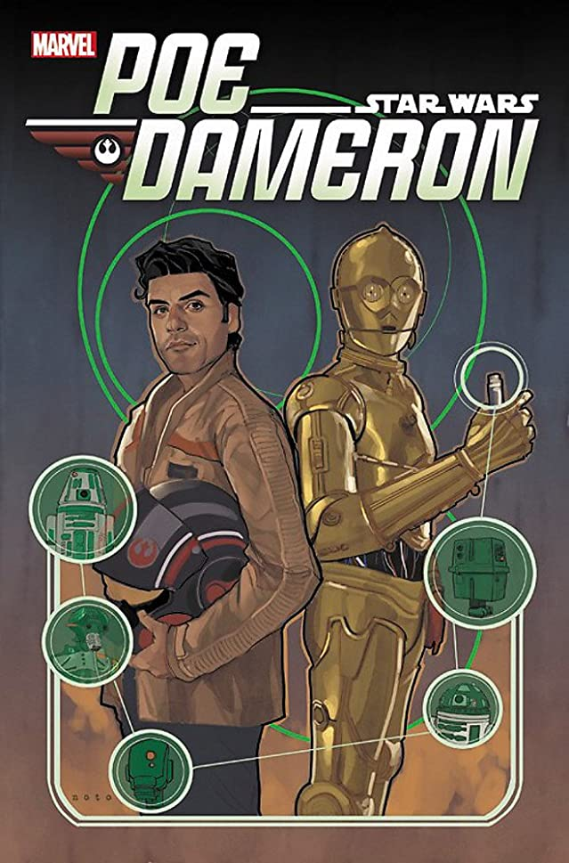 主権者キャロラインアフリカ人Star Wars: Poe Dameron Vol. 2: The Gathering Storm