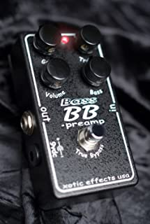 bass preamp pedal
