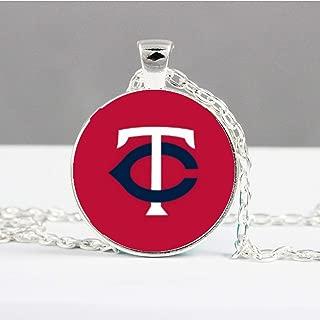 Minnesota Twins Necklace