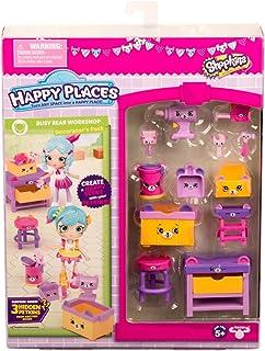 Shopkins Happy Places Season 3 Decorator Pack - Busy Bear Workshop